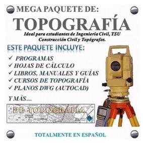 Programas De Topografia Ingeniería Civil Topógrafos El Mejor