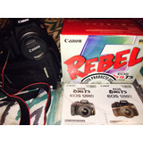Canon Eos Rebel T5 Vendo/permuto