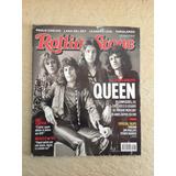 Revista Rolling Stone Exclusivo Queen Paulo Coelho Paralamas
