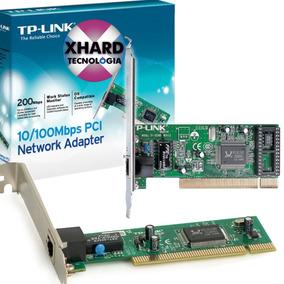 Placa De Red Tp-link Tf-3239dl Pci 10/100 Windows Xp/7/linux