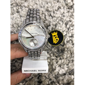 Relógio Mk 8153 Branco Lançamento - Relógios De Pulso no Mercado ... 8d1aeb36f2