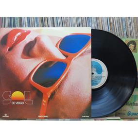 Sol De Verão Trilha Sonora Nacional Novela Lp Som Livre 1982