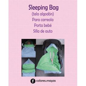 Sleeping Bag De Carreola, Porta Bebé O Sillón De Coche