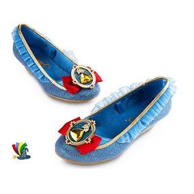 Zapatos Disfraz Blanca Nieves Original Disney Store