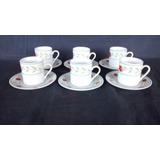 Jogo De Chá Café Porcelana Branca Chinesa Word Collection