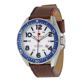 Reloj Tommy Hilfiger 1791132 Cuero Envio Gratis