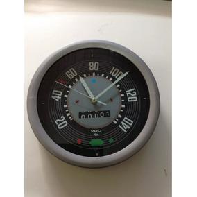 Accesorio Reloj Velocímetro De Pared Vocho 1960-1969