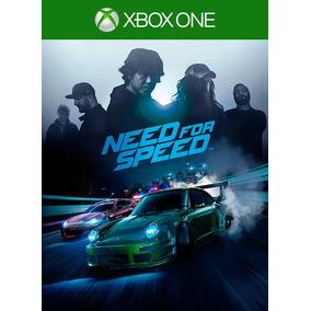 Xbox One: Need For Speed Mercado Lider Platinum