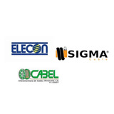 Cable #14 #12 #10 #8 #6 #4 #2 Awg. Elecon - Cabel - Sigma