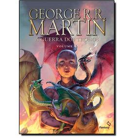 Guerra Dos Tronos, A - Vol.4 - História Em Quadrinhos
