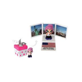 Boneca Gifts Ems Ônibus De Turismo - Candide