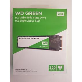 Ssd M.2 Sata Wd Green 120gb