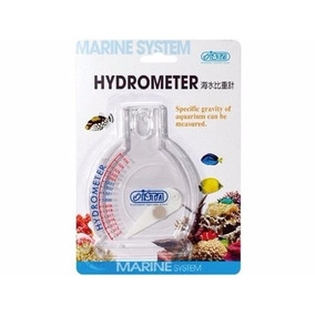 Densimetro ( Hydrometro ) Para Aquario Marinho Ista