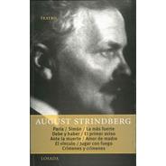 Paria. Simun. La Mas Fuerte - Strindberg - Losada