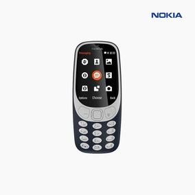 Nokia - Celular 3310 Carbón 3g