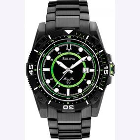 Relógio Bulova Masculino Marine Star Wb31729g.
