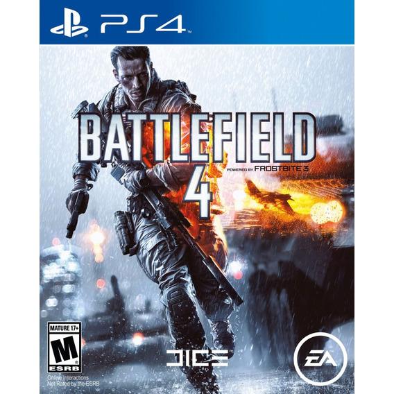 Battlefield 4 Ps4 Juego Nuevo Original Fisico Sellado Cuotas