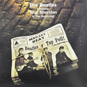 Lp The Beatles Featuring Tony Sheridan In The Beginning
