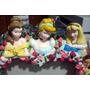 Porta Retrato Princesas, Sirenita, Cenicienta, Blancanieves