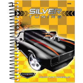 Caderno 15 Mat. 2017 Silver Tuning 300 F C/02 S. Dom.