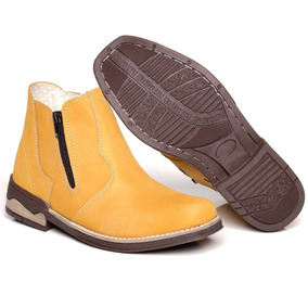 Bota Botina Country Social Bota Country Masculina Sapato