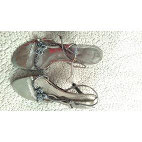 Sandalias Con Piedas Para Fiesta Muy Bonitos Y Comodos