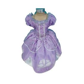 Vestido De Estilo Princesa Sofía