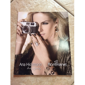 Revista Rommanel Ana Hickmann