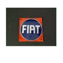 Emblema Azul Tampa Traseira Fiat Strada 2005 Promoção