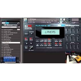 Gospel Musicians Mks-20 Piano Module Mksensation - Envio Ime