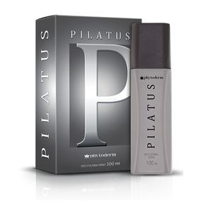 Pilatus Deo Colônia 100ml Inspiração Olfativa Lapidus