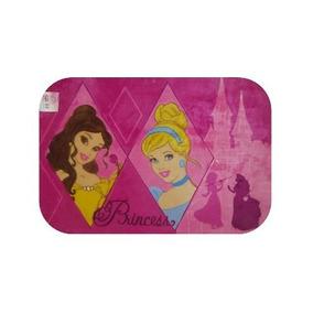 Tapete Infantil 0,80x1,20 Espelho Das Princesas Jolitex 12x