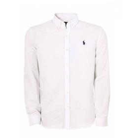 Camisa Social Polo Ralph Lauren Masculina Ralph Várias Cores