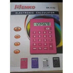 Calculadora De Mesa Grande Gigante Bk-5142 Benko.