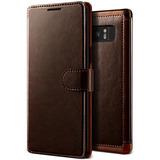 Capa Carteira Para Galaxy Note 8 Plus Verus Couro Original