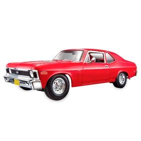 Auto Maisto 1:18 1970 Chevy Nova Ss Coupepce