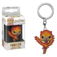 Funko Pocket Pop! Llavero: Harry Potter - Fawkes Fénix
