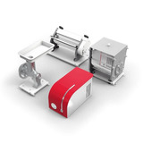 Kit Cilindro Laminador Multiuso Stang Anodilar Vermelho
