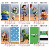 Capa Capinha Celular Toy Story Woody Buzz Rex Sony Xperia