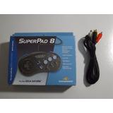 Pack Control Y Cable Av Para Sega Saturn