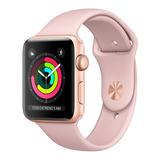 Reloj Apple Watch Sport 38mm Rose Gold Serie 3 Mqkw2ll/a
