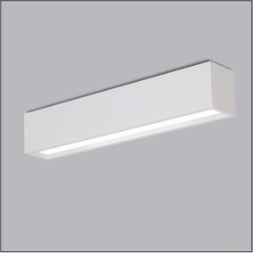 Plafon Retangular Pequeno Tropical Mod:4005/65 Usina Design