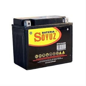 Bateria Rtx10-bs (selada) Cbr1000xx/tdm850 Soyuz