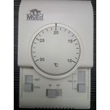 Termostato Ambiental De 1 Etapa - 3 Velocidades 220v