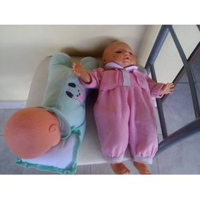 Muñeca Bebe Que Llora Usa Pilas