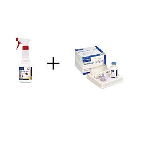 Milteforan Vibarc 60ml + Defendog Spray250ml