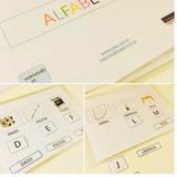 Materiall Pedagógico Alfabetização De Autistas Kit Básico