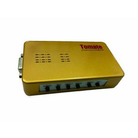 Conversor Video P/ Vga Alta Resolução Mtv-102 Tomate -novo-