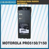 Bateria Para Radio Motorola Pro5150 7150 5550 5650 7550 7650