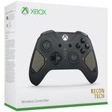 Controle Xbox One S Recon Tech Edição Especial - Entrada P2